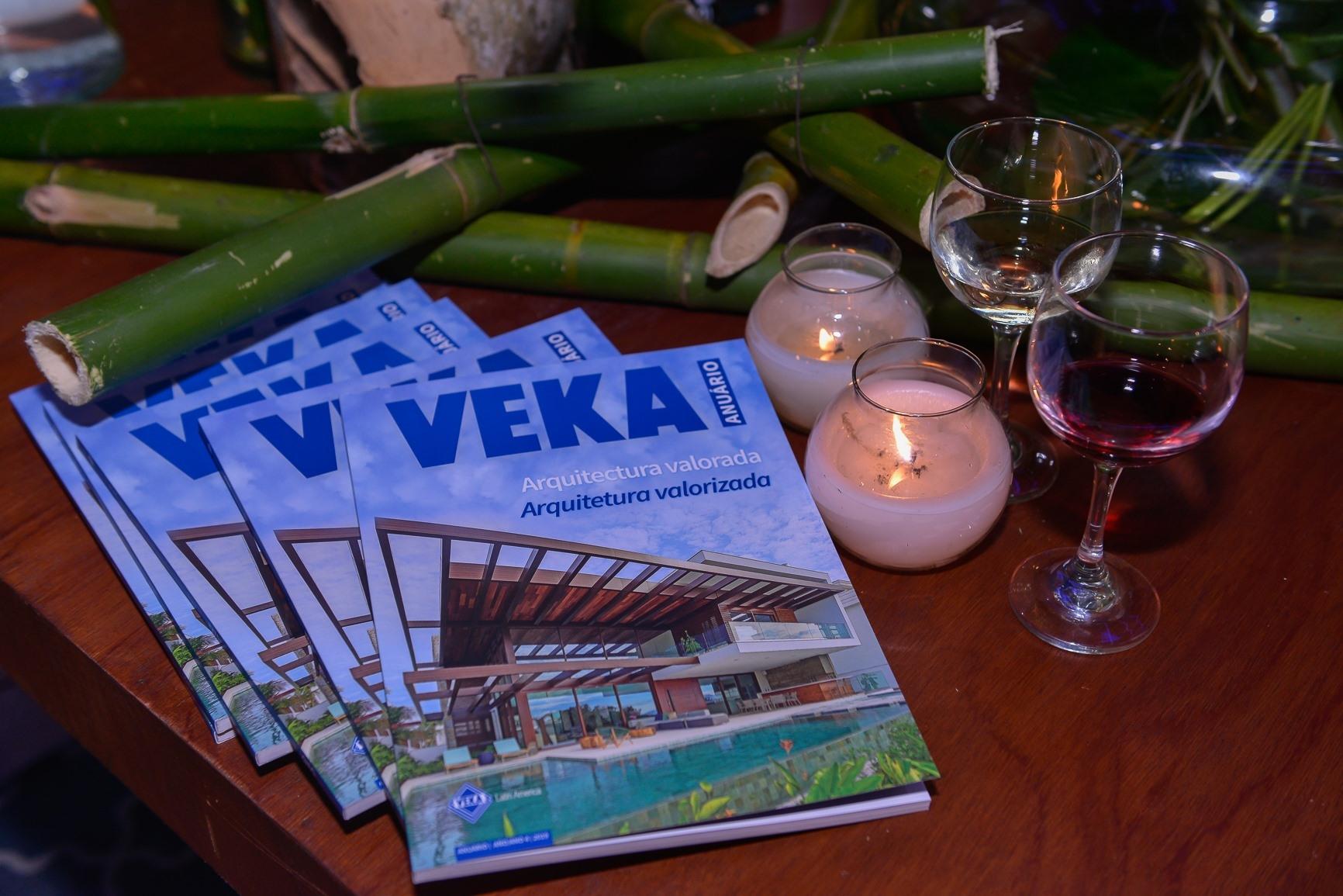Inspiracom participa da quarta edição do Anuário VEKA!
