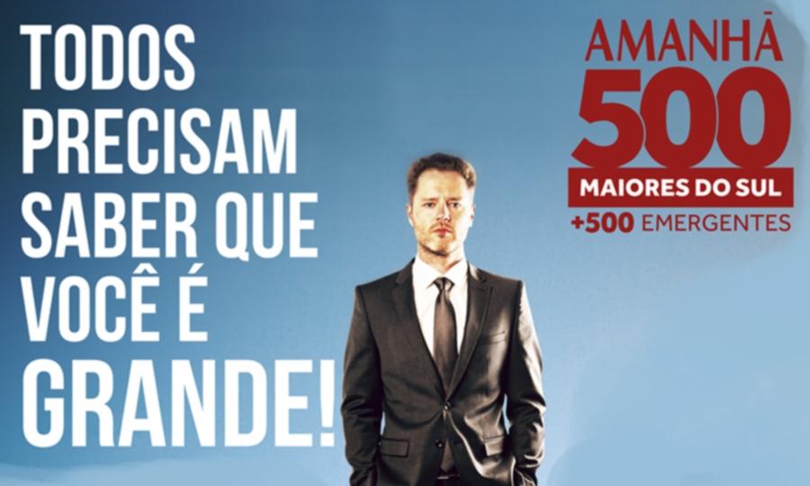 RANKING 500 MAIORES DO SUL